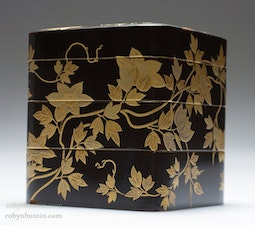 Lacquer Stacking Box