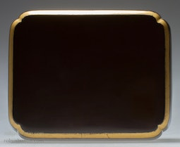 Loaf Shaped Lacquer Box
