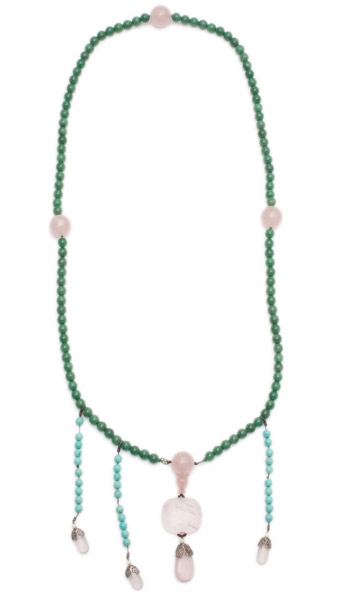 Mandarin Necklace(Chinese Jewelry)