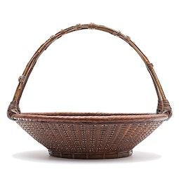 Japanese Basket by Chikuyosai