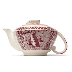 Coral Reef Teapot by Don Blanding