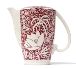 Hawaiian Flowers Pitcher by Don Blanding