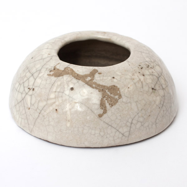 Crackle Glaze Water Coupe(Japanese Functional Object)