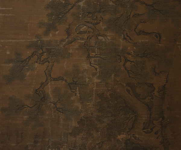 Pine Tree(Chinese Painting/Drawing)
