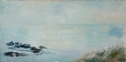 Calm Seascape by John Young