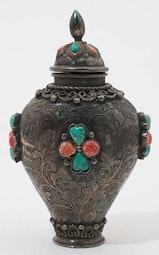 Mongolian Snuff Bottle