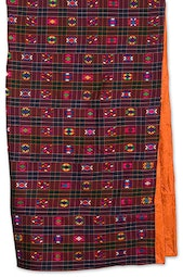 Bhutanese Kira (Wrapped Dress)