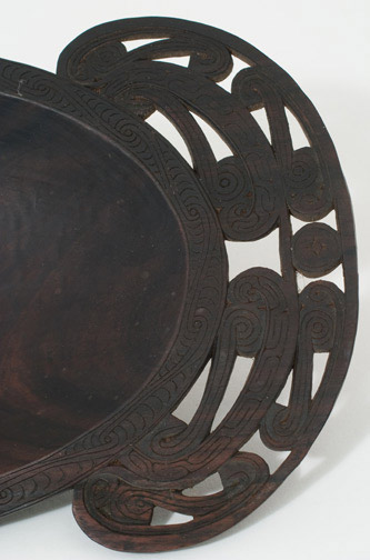 Woodlark Island Bowl(Polynesian Functional Object)