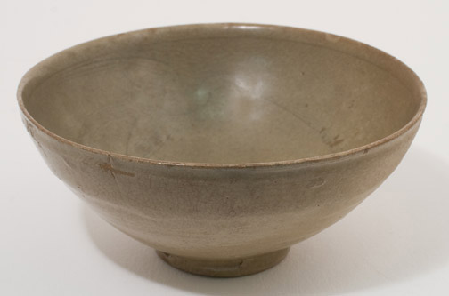 Koryo Celadon Bowl(Korean Functional Object)