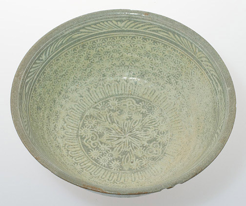 Koryo Mishima Style Bowl(Korean Functional Object)