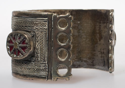Indian Silver Bracelet(Indian Jewelry)