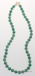 Jadeite Necklace