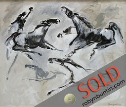 Horses by John Young
