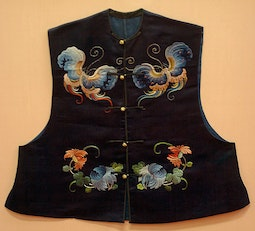 Chinese Embriodered Vest