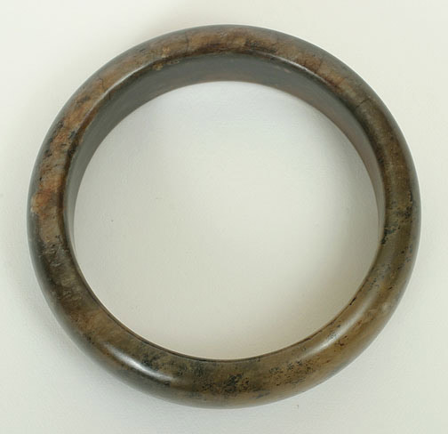 Nephrite Jade Bangle(Chinese Jewelry)