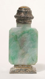 Jadeite Bottle